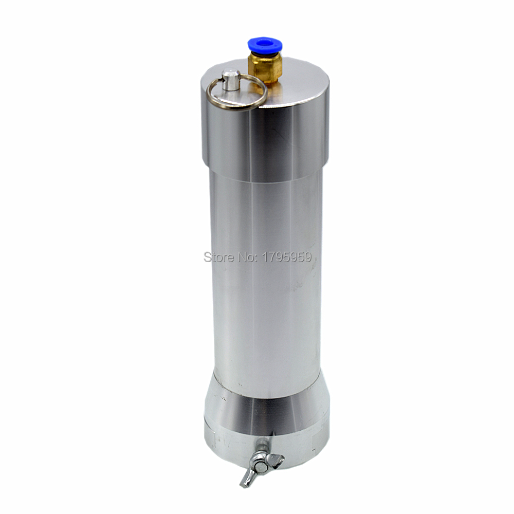 Pneumatic Air Caulking Gun Sealant Dispensing Glue Applicator Adhesive Dispenser 10:1 Two-component 50ml AB Epoxy Glue Gun Tools