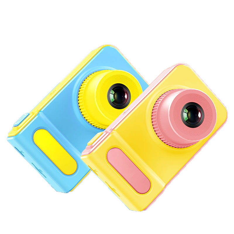 Children Digital Camera Toy Rechargeable Mini Camera Outdoor Photography Kids Gifts