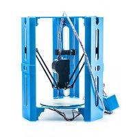 Mini DIY Desktop  3D Printer Pulley Version Linear Guide Plus impresora 3D Large Printing Size impriman 3d printer diy kit|3D Printers| |  -