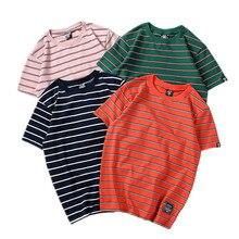 2020 Marca De Moda Masculina T Camisas De Verão 100% Algodão Streetwear Hip Hop Camiseta Manga Curta T Camisa Masculina
