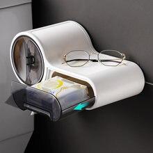 Держатель для туалетной бумаги настенный держатель бумажных