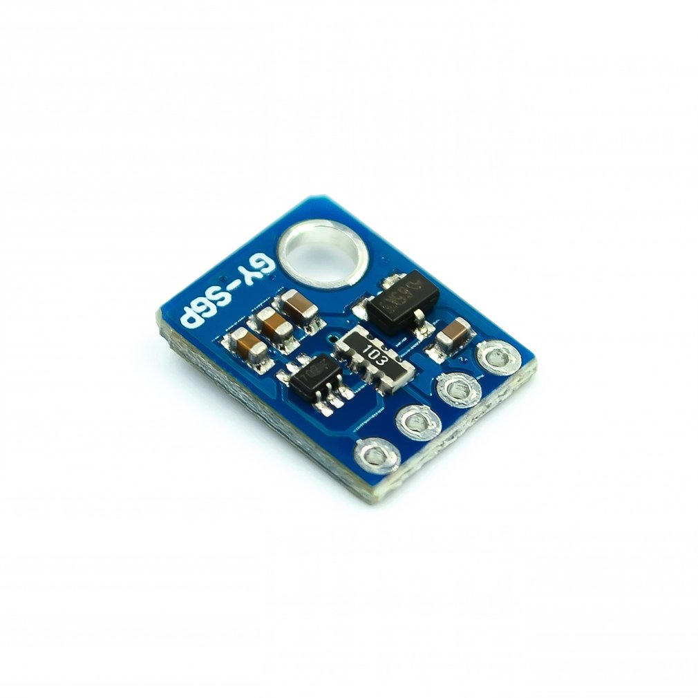 SGP30 Gas Sensor Module Breakout VOC and eCO2 Air Quality Formaldehyde Detector