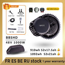 Parts Mid-Drive-Motor BBS01 Electric-Bike Bafang Conversion-Kit BBSHD 8FUN