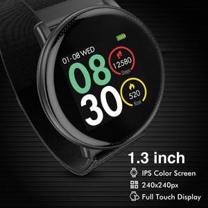"Image 3 - UMIDIGI Uwatch2 חכם שעון להקת 1.3 ""עבור Andriod IOS הגלובלי גרסה Passometer כושר שינה Tracker 25 ימים זמן המתנה reloj"