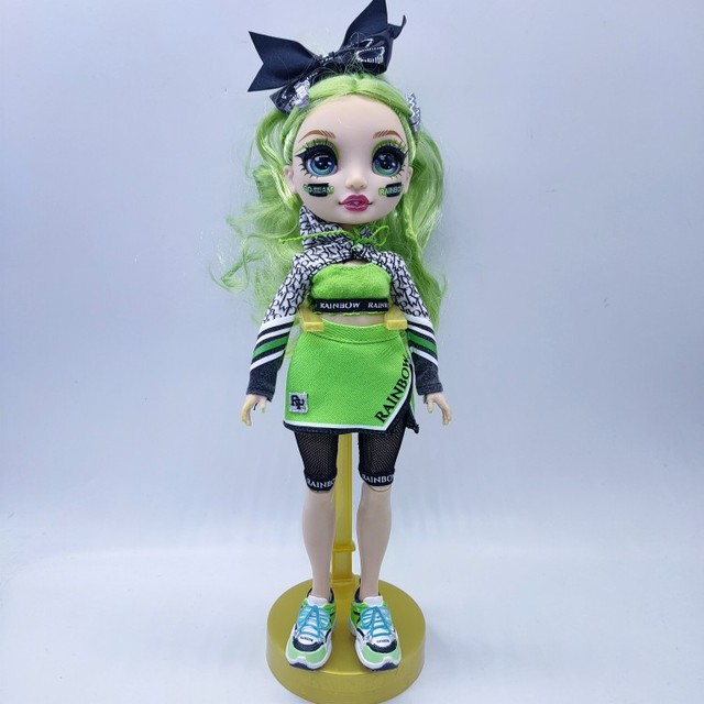 New Slem poopsie Big Sister Limited Edition Surprise Rainbow High School Fashion Hair Doll bella doll  Series 11 Inch Puppets 2