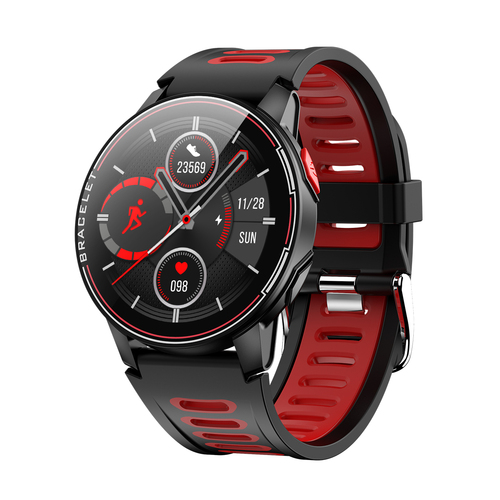 SENBONO S20 full screen waterproof smart watch Bluetooth 5.0 fitness tracker heart rate monitoring smart clock for men and women
