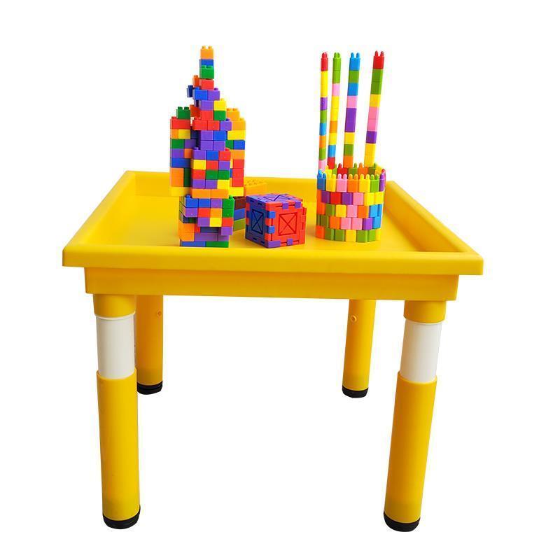 Kindertisch Baby Silla Y Infantiles Play De Plastico Game Kindergarten Study For Bureau Enfant Mesa Infantil Kinder Kids Table