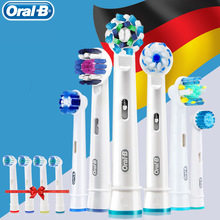 Brush Heads Oral b Comtatiable with Oral-B Electric Toothbrush Handle Dental Tooth Gum Clean + 4 Gift Replacement Brush Heads