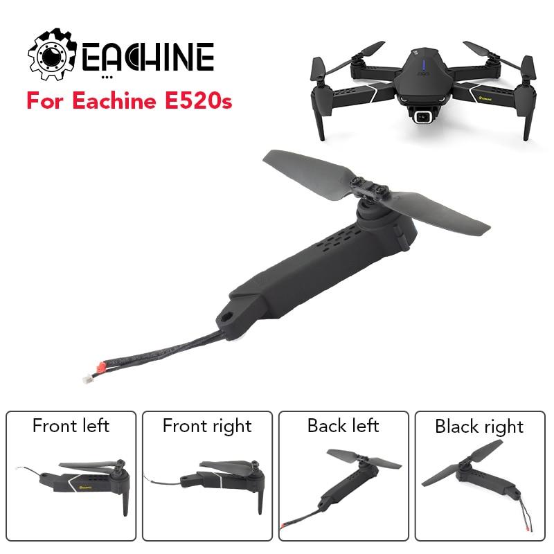 Original Eachine E520S Ax-is brazos con Motor propulsor RC Quadcopter piezas de repuesto para FPV Racing Drone marco reemplazo partes