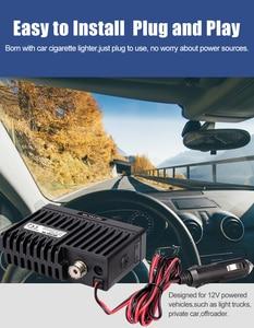 Image 2 - Retevis RA25 רכב נייד רדיו UV Dual Band/GMRS TFT תצוגת 20W מכשיר קשר לרכב 500/30CH רכב דו דרך רדיו חובבים משאית