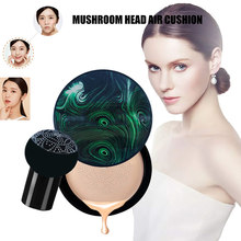 Mushroom Head Air Cushion CC Cream BB Cream Female Concealer Foundation Concealing Breathable Makeup Tools Drop Shipping