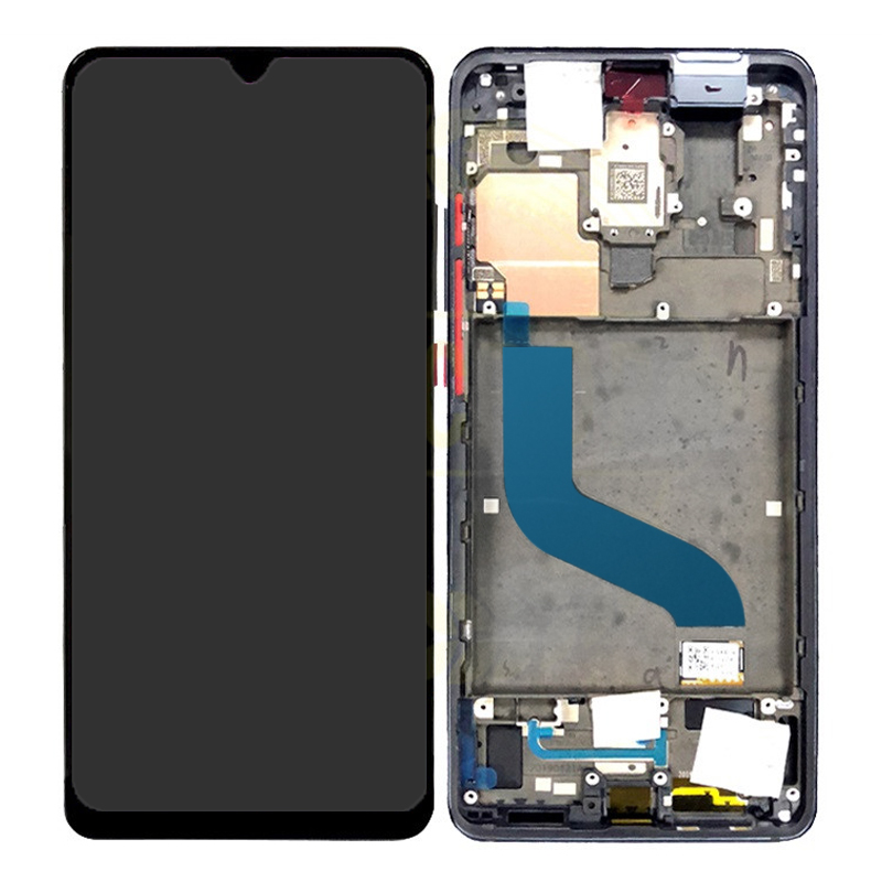 AAA LCD For Xiaomi CC9E Mi CC9E MiCC9E LCD Display Touch Screen Digitizer Assembly + Frame For Xiaomi Mi A3 MiA3 LCD Display