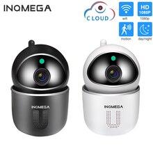 INQMEGA Mini caméra IP de vidéosurveillance 1080P 720 px pour la sécurité domestique, Audio bidirectionnel, caméra sans fil à Vision nocturne, caméra de vidéosurveillance WiFi, babyphone