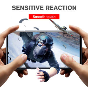 Image 5 - 11D מעוקל מלא כיסוי מזג זכוכית עבור Samsung Galaxy A50 A30 A20 מסך מגן עבור סמסונג M30 M20 M10 מגן זכוכית