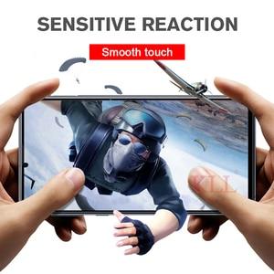 Image 5 - Vetro temperato curvo a copertura totale 11D per Samsung Galaxy A50 A30 A20 pellicola protettiva per Samsung M30 M20 M10 vetro protettivo