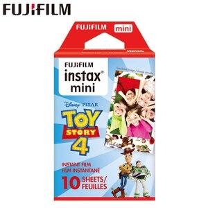 Image 4 - Fujifilm 10 Tấm Phim Đơn Sắc Cầu Vồng Rằn Ri Nâu Đất Mới Alice Cho Máy Chụp Ảnh Lấy Ngay Fuji Instax Mini 11 7 8 Mini 9 50S 7S 90 25 Chia Sẻ SP 1 Tức Thì