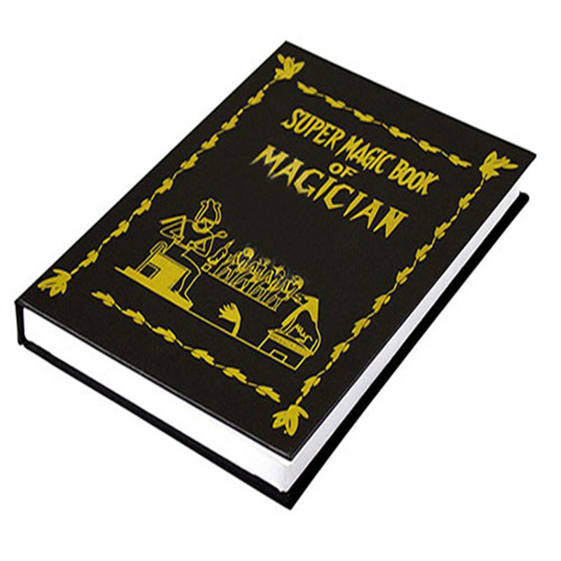 Metamopho Magic Book (Middle Size) Dove Magic Tricks Objects Appearing From Book Stage Platform Magic Illusions Gimmick Prop Fun