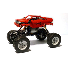 moc 2700pcs transformation super technic robot fit lepining optimus deformation prime heroes building block brick model toy gift Compatible Technic MOC-2041 Rock Crawler Building Blocks Bricks Toys Birthday Gifts Fit lepining Brick Diy Toy Christmas Gift