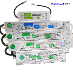 LED Transformator Netzteil Adapter DC12V/24 V 10 W/20 W/30 W/36 W /50 W/250 W Wasserdicht ip67 Led-treiber Transformator für streifen licht