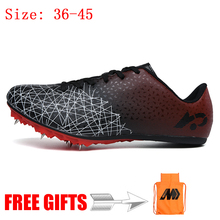 Shoes Spikes Track-Field Athlete Running Sneakers Men Lightweight Size-35-45 Women