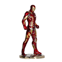Marvel Legends Avengers Age Of Ultron Luminous Mk43 Super Hero Iron Man Action Figure Movie Model Collection Toys Kid Gifts
