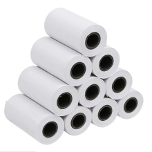 Sticker Paper-Roll Thermal-Paper Printable Peripage A6 with Self-Adhesive 57--30mm