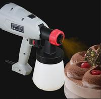 Baking mousse chocolate air compressor airbush for cake gun tool
