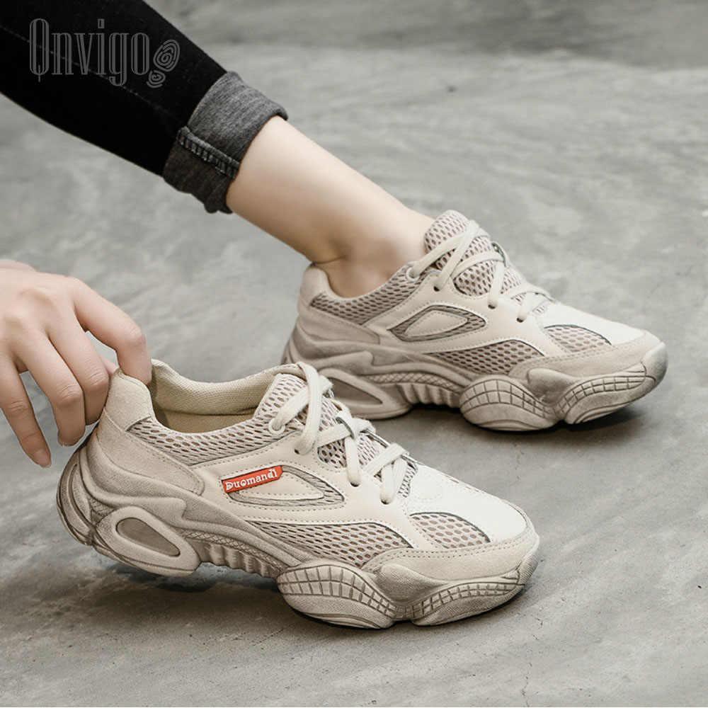 Qnvigo Shoes Woman Trainers Women Size