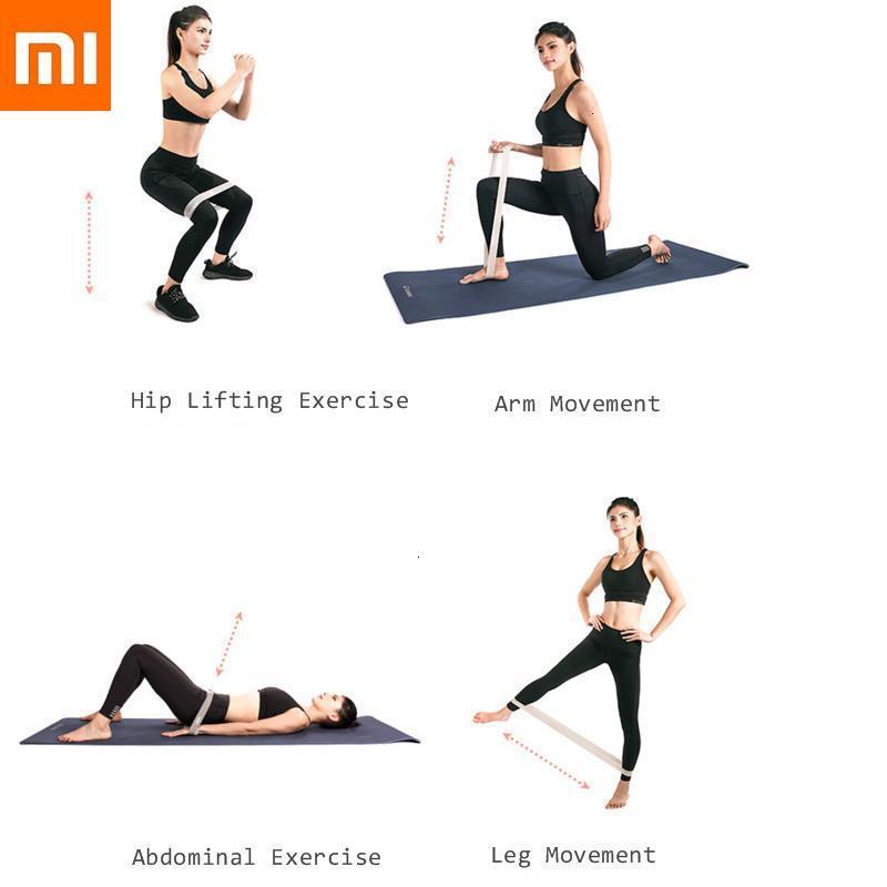 Xiaomi YunMai Yoga Elastic Force Circle Bodybuilding Resistance Bring Degree Of Tightness Ring Warping Hips Stretching Xiomi