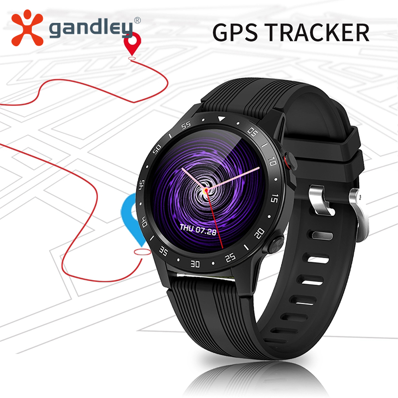 GandlEy M5 M5C GPS Smart Watch Men Women 2020  Smartwatch Sport Life Waterproof Heart Rate Monitor Smart Watches for Android IOS