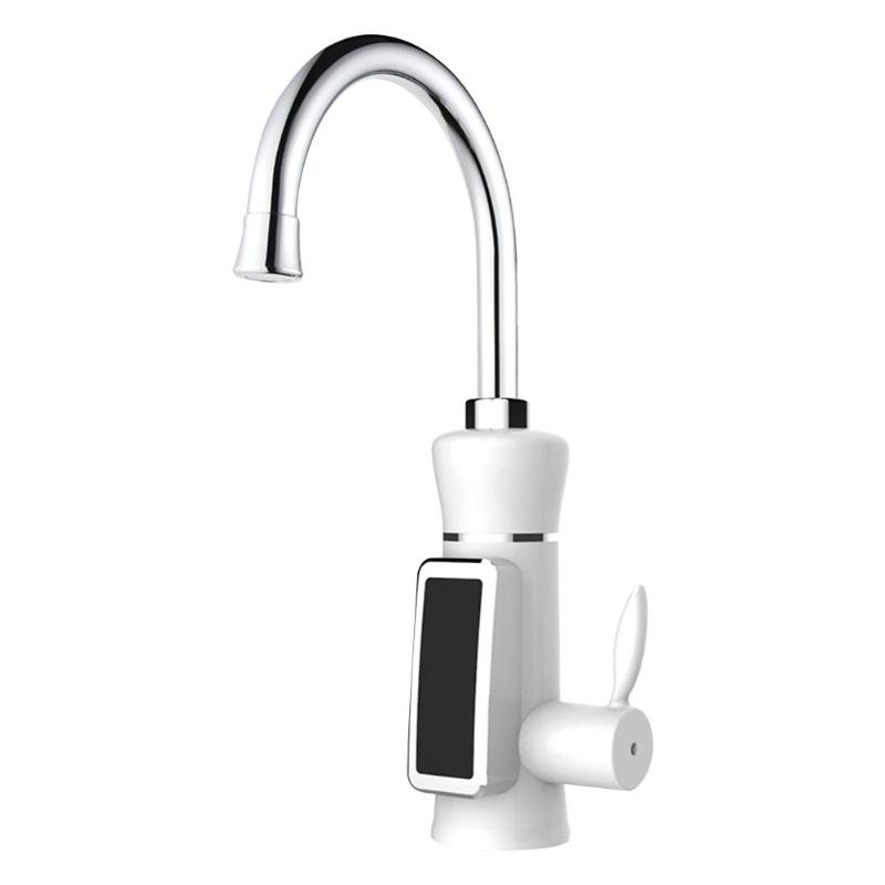 Durable Instant Heating Faucet Heater Hot Tap Water Quickly Heater Multiple Protection Household Bathroom Kitchen Fixture