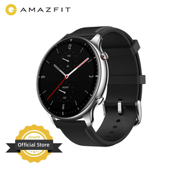 """New Amazfit GTR 2 Smartwatch 14-day Battery Life 1.39"""" AMOLED 326ppi Display Music 5ATM Confident Time Control Sleep Monitoring"""