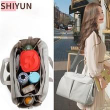 Diaper Backpack Bag Mommy-Bags Multi-Functional Baby-Care SHIYUN Waterproof Nursing Maternity