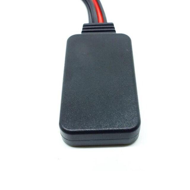 Автомобильный радиоприемник, беспроводной Bluetooth модуль, Aux адаптер, мини-адаптер для Fiat 500 Bravo Doblo Ducato Panda Punto Stilo