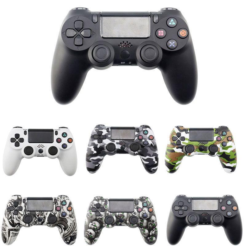 Bluetooth Wireless Controller For Sony PS4 Gamepad Joystick Gamepads For PS3 Console For Win 7/8/X(China)