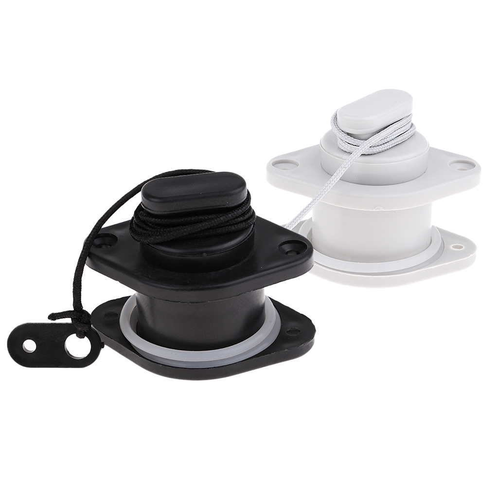 Marine Universal Scupper Drain Valve Cap for Kayak Inflatable Boat Dinghy Marine Water Sports Rowing Boats Accessories