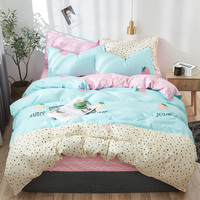 Best Selling Kids Bedding set King Twin Queen Size with Pillowcase Comforter Cover with Pillowcase Leopard of Bedspreads