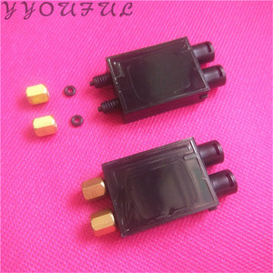 Image 2 - רחב פורמט מדפסת חלקי חילוף עבור Epson Stylus O טבעת 3*2mm 200pcs + UV DX7 מנחת 100PCS DHL משלוח חינם