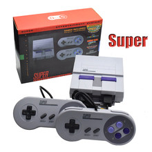 Baru Super HD HDMI Output SNES Klasik Retro Permainan Video Player TV Mini Game Konsol Built-In 21 Pertandingan dengan dual Gamepad(China)
