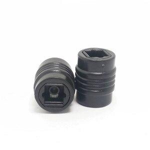 5 pces emk toslink digital fêmea ótica ao adaptador de áudio fêmea usado para conectar o cabo ótico de toslink digital ou estender