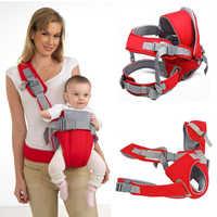 Новинка, переноска для ребенка, передняя сторона, горизонтальная переноска, слинг для ребенка, дышащий, 0-24 месяца, Эргономичная Детская кенг...