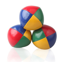 Juggling-Ball-Set Toss-Ball Educational-Toy Professional Sports Children Adult Pu Soft