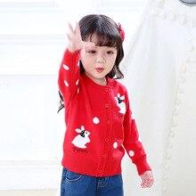 Выберите код, коллекция года, Детский свитер Новое Стильное пальто-кардиган для девочек Универсальный свитер с вырезом лодочкой, Лидер продаж Детский свитер