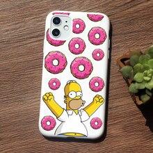Etui z Simpsonami do iPhone 7/8/X/XR/11 PRO