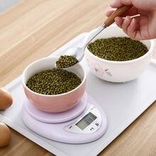 Электронные весы цифровой кухонный безмен защита от перегрузки
