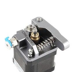 Аксессуары для 3D принтеров mk8 экструдер 1,75 мм Ender 3/3 Pro/5/CR-10/10 s алюминиевый серый creality