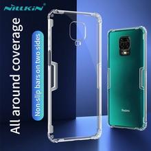 עבור Xiaomi Mi הערה 10 לייט Mi 9T Poco X3 NFC X2 F2 פרו מקרה Nillkin 0.6mm דק tpu מקרה על Redmi הערה 9s 9 פרו מקסימום 8 8T K30 K20