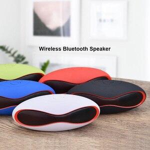 Image 5 - Portable Wireless Bluetooth Speaker 3D Sound System Stereo Music Speaker Mini TF Super Bass Column Acoustic System Surrounding