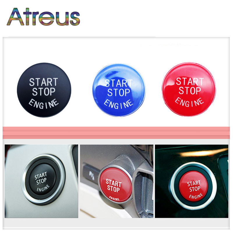 Image 5 - Car Engine Start Switch Button Crystal Cover For BMW E90 E60 E91 E92 E93 Z4 E89 X5 E70 X6 E71 E72 X1 E81 E87 E84 E83 Accessories-in Car Stickers from Automobiles & Motorcycles