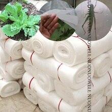 Width:6m 50m/Bag Garden Anti Pest Nets Greenhouse Pest Control Net Farm Grops Protection Care Cover Garden Neting